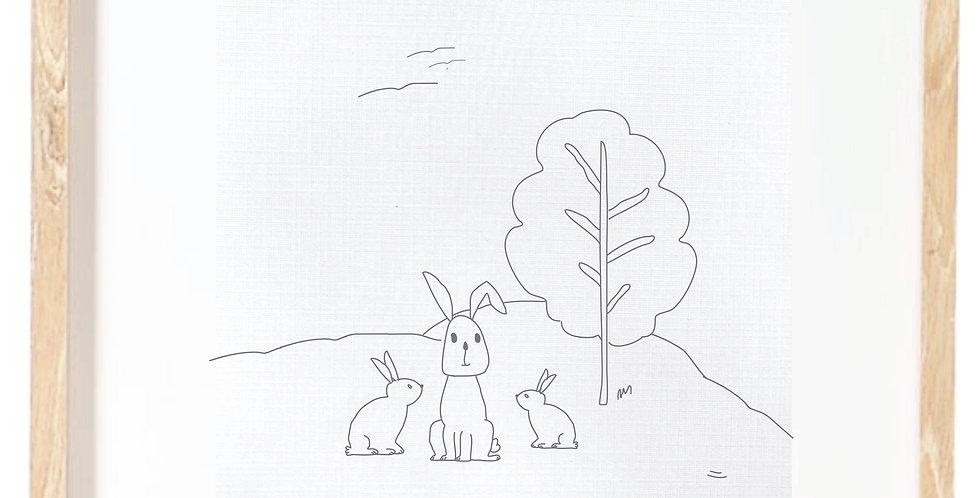 Family bunny