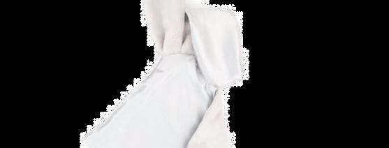 Nunu Lapi - Cuddle bunny Grey