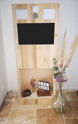 location borne à selfie montpellier héralt gard photobooth