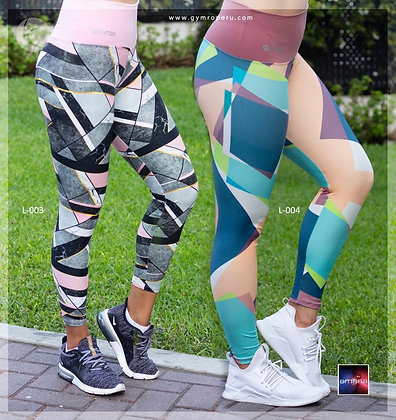 Legging Estampada Emana 001