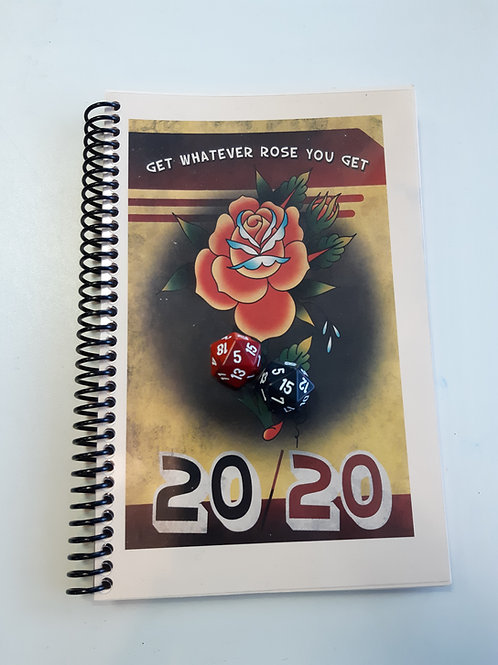 Get Whatever Rose You Get 20/20 Book