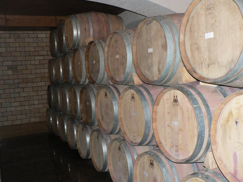 winemaker india wine barrels