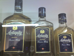 whiskey bottling setup in india
