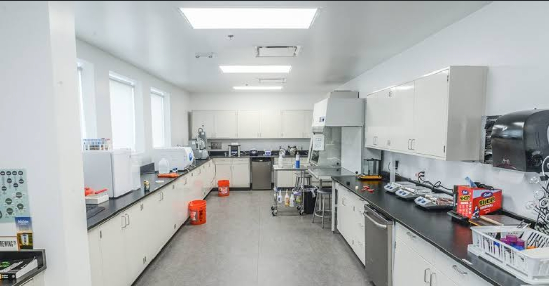 food and beverage quality control laboratory setup in india