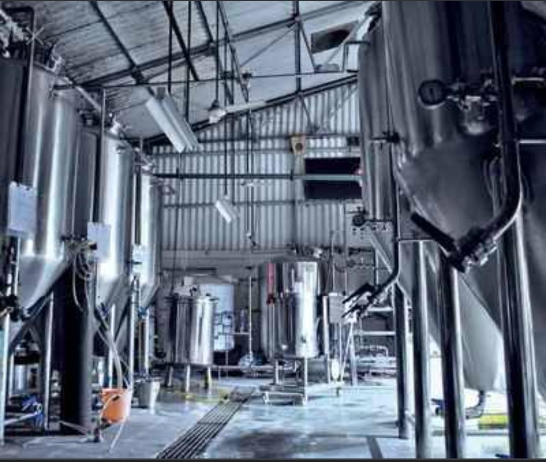 Brewery setup india