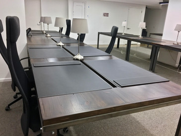 Modern Industrial Work Tables