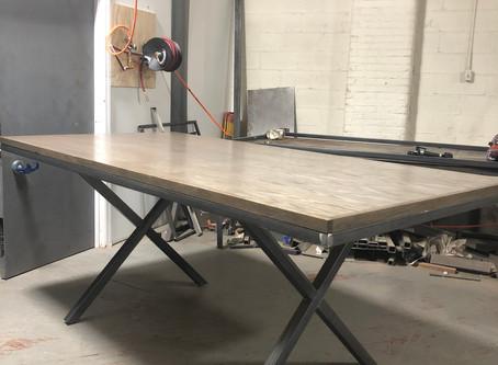 Massive X Table Base/Legs