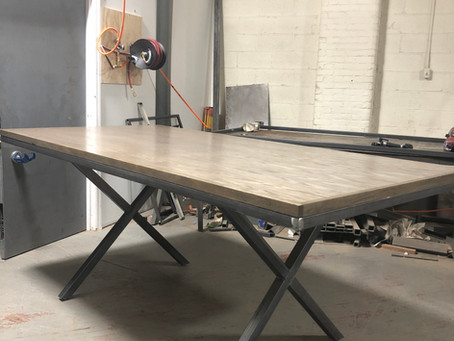 Massive X Table Base/Legs