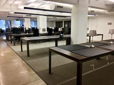 Modern Industrial Work Tables