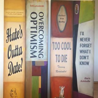TV Book Panels