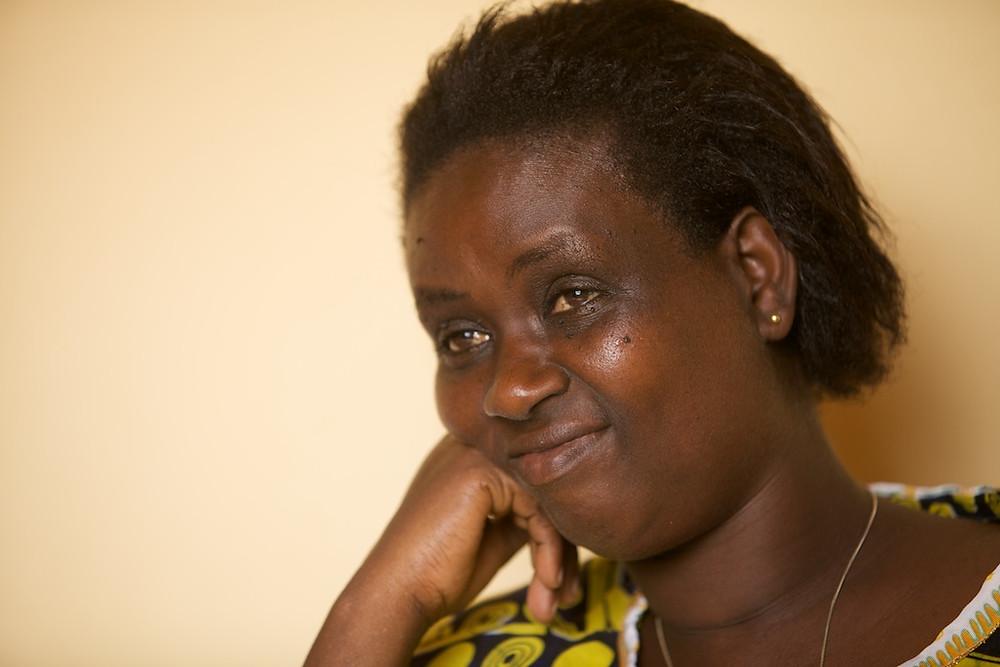 4 Rwanda Genocide survivor