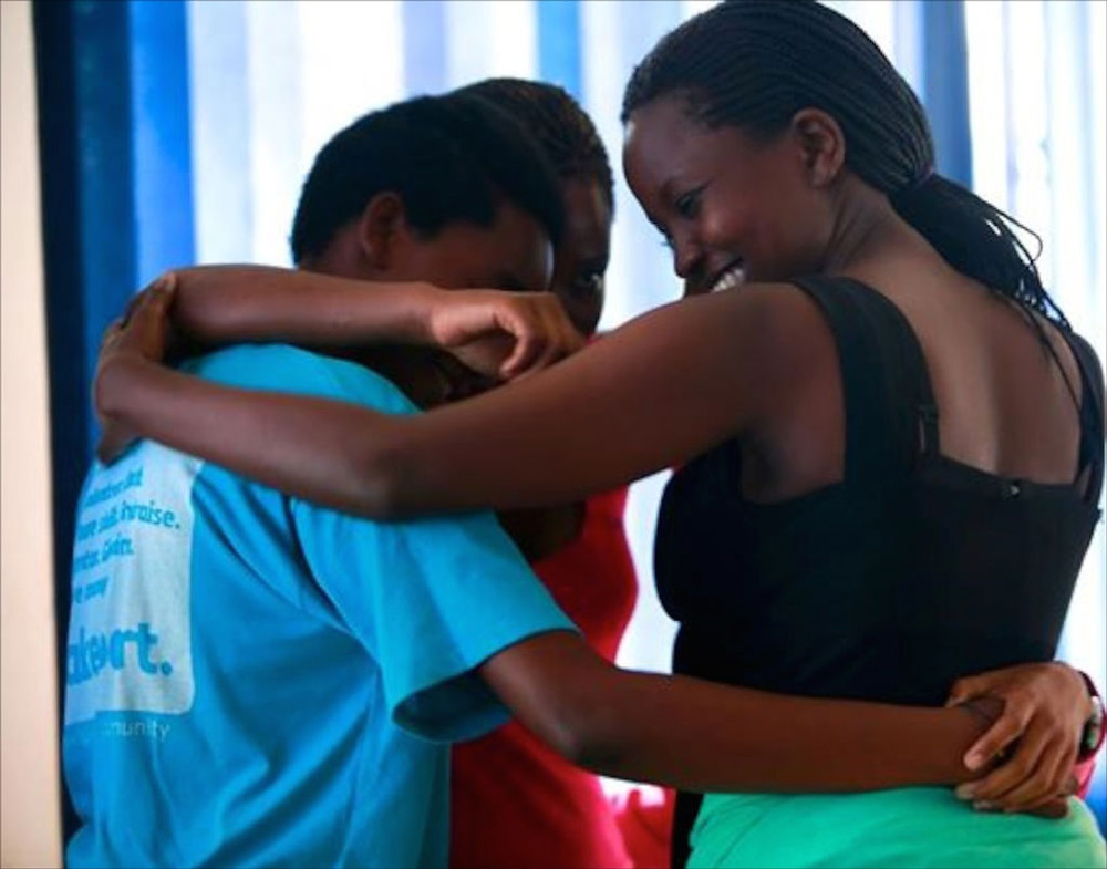 9 Rwandan Genocide breaking down trauma
