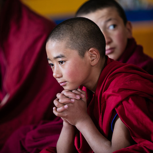 Zousmer Buddhist Devotion