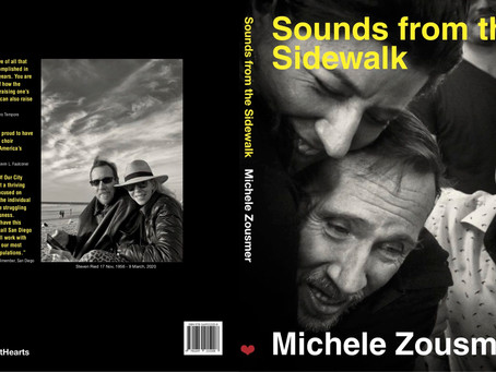 My New Book 'Sounds from the Sidewalk'