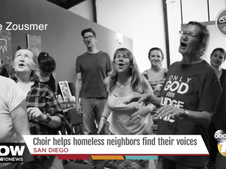 ABC News Story on Voices of Our City Choir