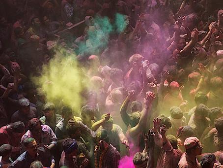 The Holi Festival: COLOR Holi