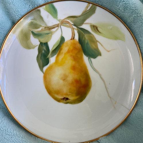 Pear Plate