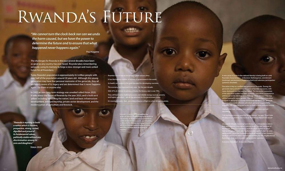 1 Rwanda's Future UN
