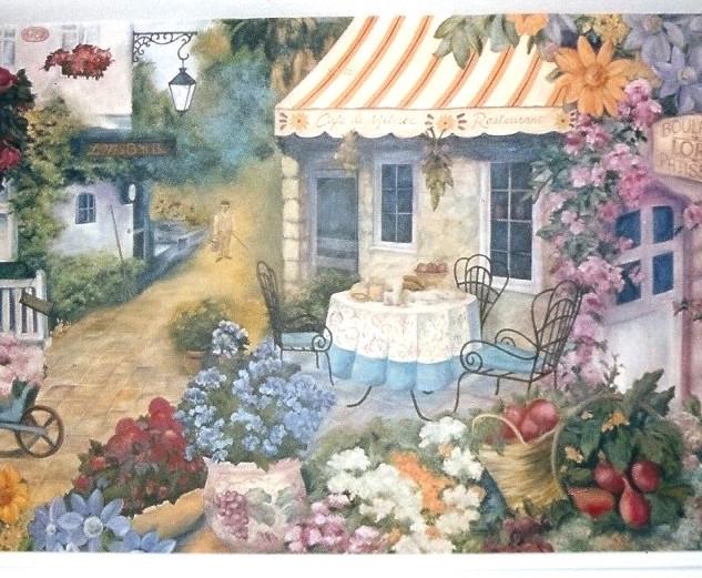 Tapestry Mural