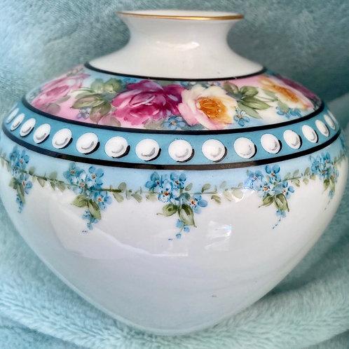 Signed Mary Ashcroft German Vase