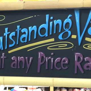Outstanding Values