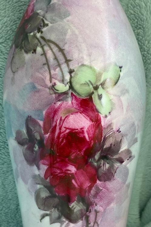 Signed Essie Boovier- Los Angeles- Vase