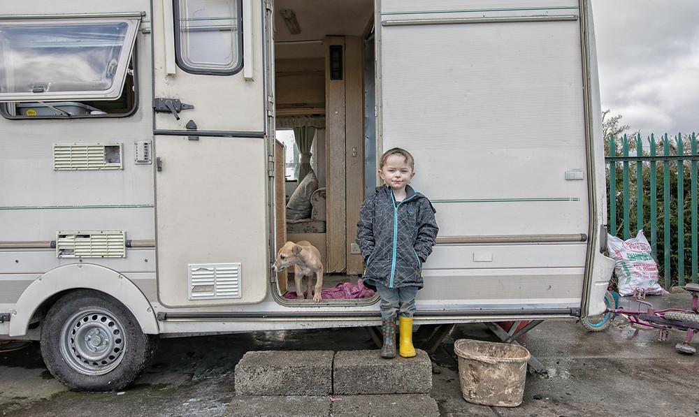 Michele zousmer irish travellers social landscape 8