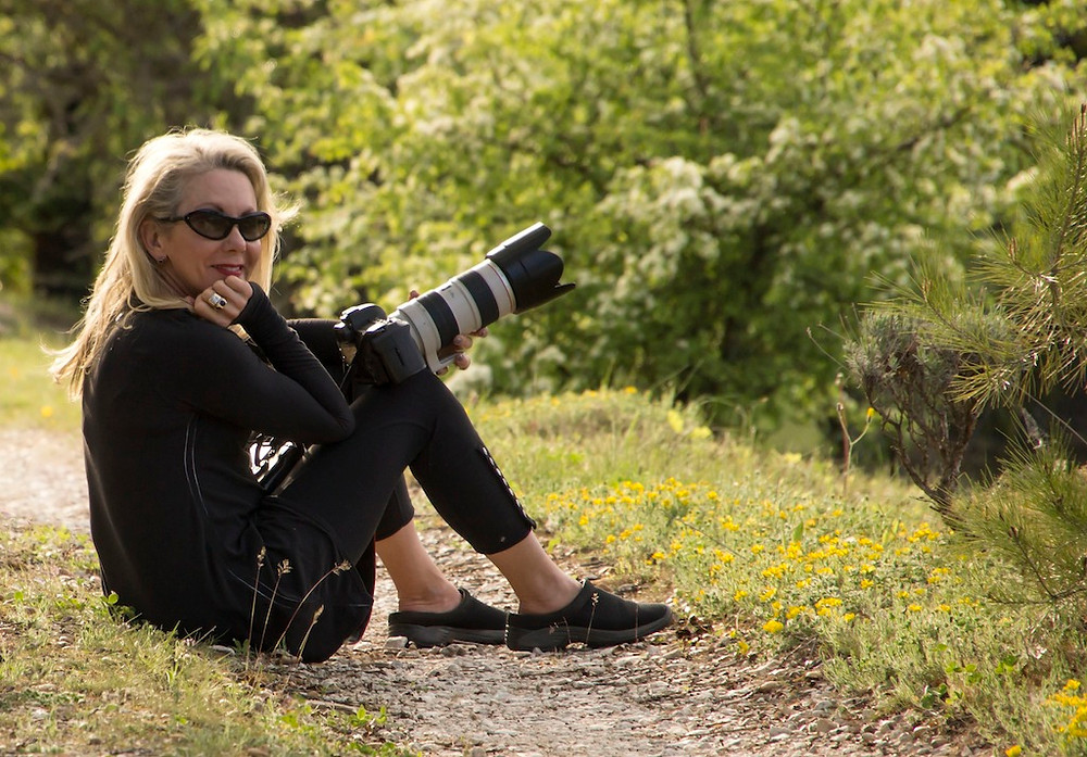 Michele in Sunny Provence