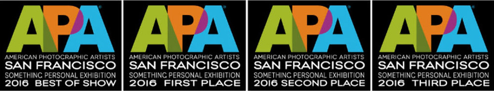 Apa something personal exhibition logo