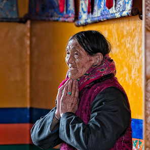 Zousmer Buddhist Devotion 4