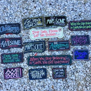 MISC Chalk Signs