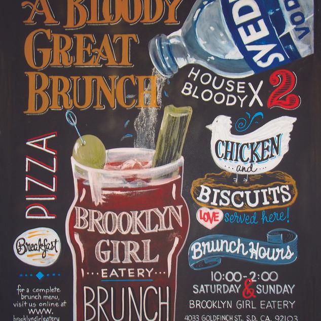Brooklyn Girl Eatery