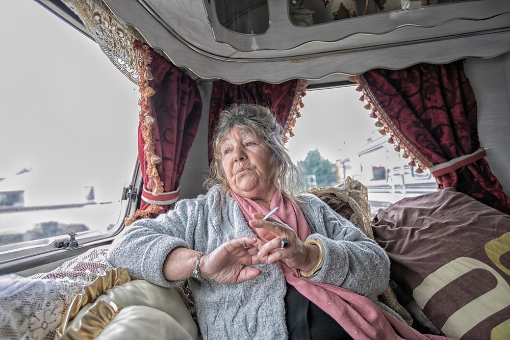 Michele zousmer irish travellers social landscape 1