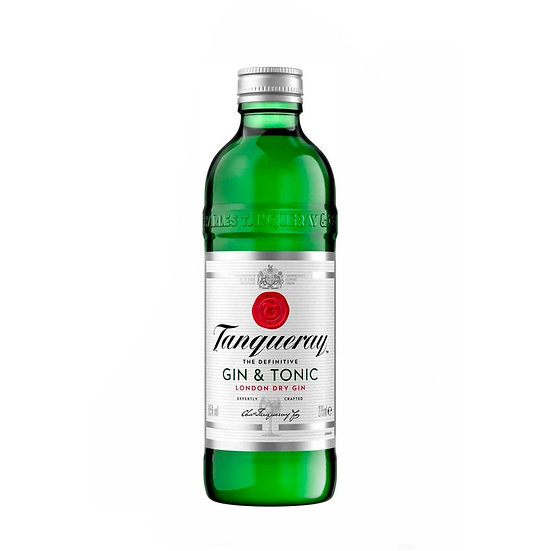 Gin Tanqueray London Dry Clássico e Seco