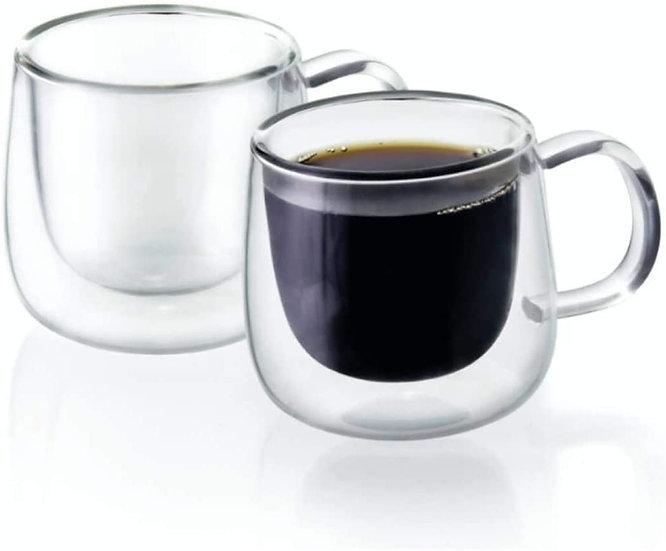 Xicaras P/Café Parede Dupla