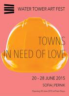 InDifferentLight 2015 | Water Tower Art Festival Exhibition