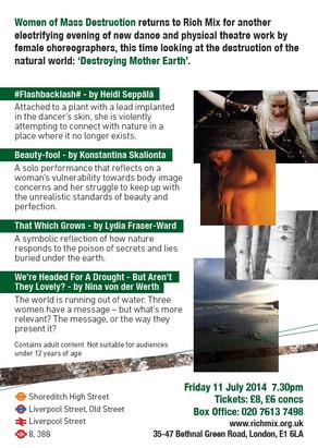 #FLASHBACKLASH# RICH MIX 2014