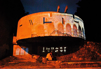 InDifferentLight | Performance Water Tower Art Festival, Bulgaria