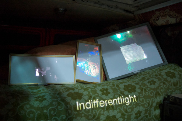 InDifferentLight 2015 | Water Tower Art Festival Exhibition
