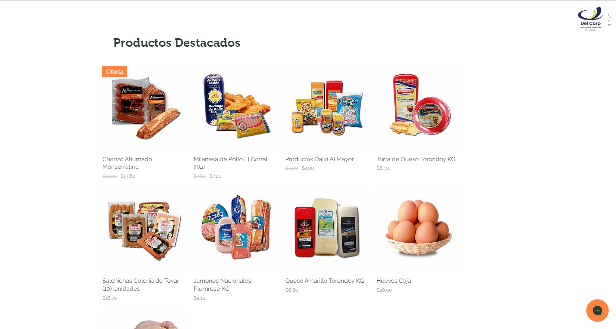 delcorp ecommerce