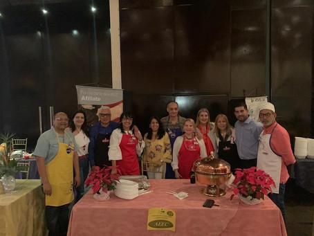 La Asociación de Ejecutivos del estado Carabobo presente en el Festival del Chef del DVC.
