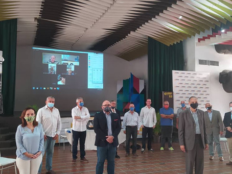REUNIÓN CONSEJO CONSULTIVO ASOCIACIÓN DE EJECUTIVOS DEL ESTADO CARABOBO.