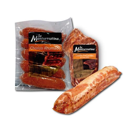 Chorizo Ahumado Monserratina
