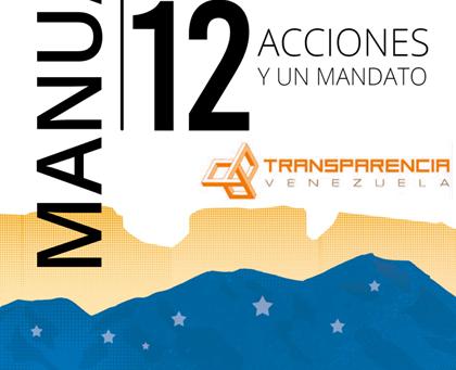 Mandatos de la Coalición Anticorrupción por unaVenezuelaÍntegra..!