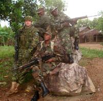 Capitaine Willem Dallaire 2008, OP SCULPTURE, Sierra Leone