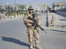 Caporal David MacDonald 2007, OP ATHENA, Kandahar, Afghanistan