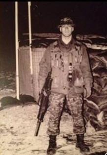 Caporal Vic Petitclerc 2001, OP PALLADIUM, Bosnie