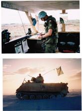 Sergent Pierre Alain 1993, OP HARMONIE, Croatie