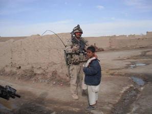 Caporal Gabriel Ferland 2009, OP ATHENA, Kandahar, Afghanistan