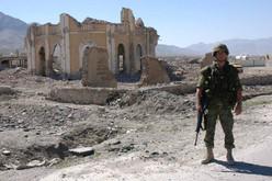 Caporal Vic Petitclerc 2004, OP ATHENA, Kaboul, Afghanistan
